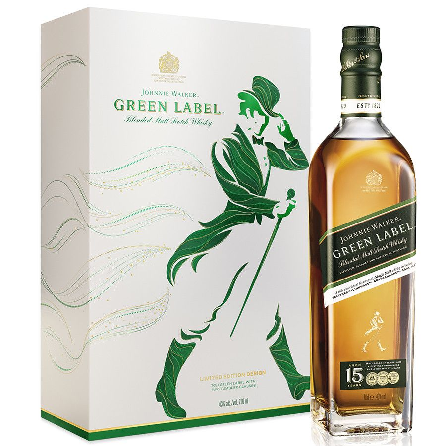 Johnnie Walker Green Label tadım notu
