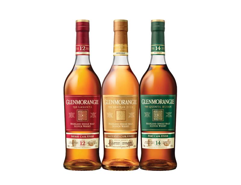 Glenmorangie Nectar d'Or tadım notu