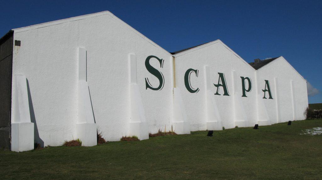 scapa damıtımevi