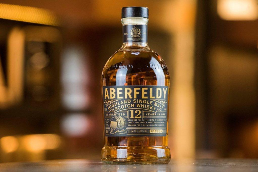 Aberfeldy 12 tadım notu