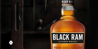 black ram viski