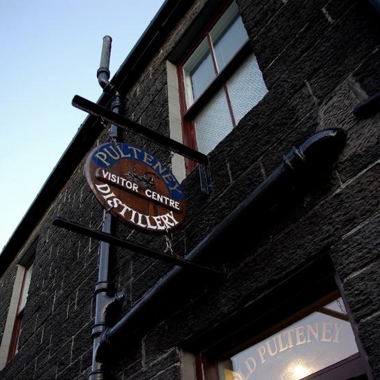 Old Pulteney Huddart viski