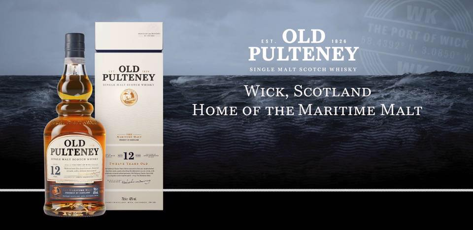 Old Pulteney 12 viski
