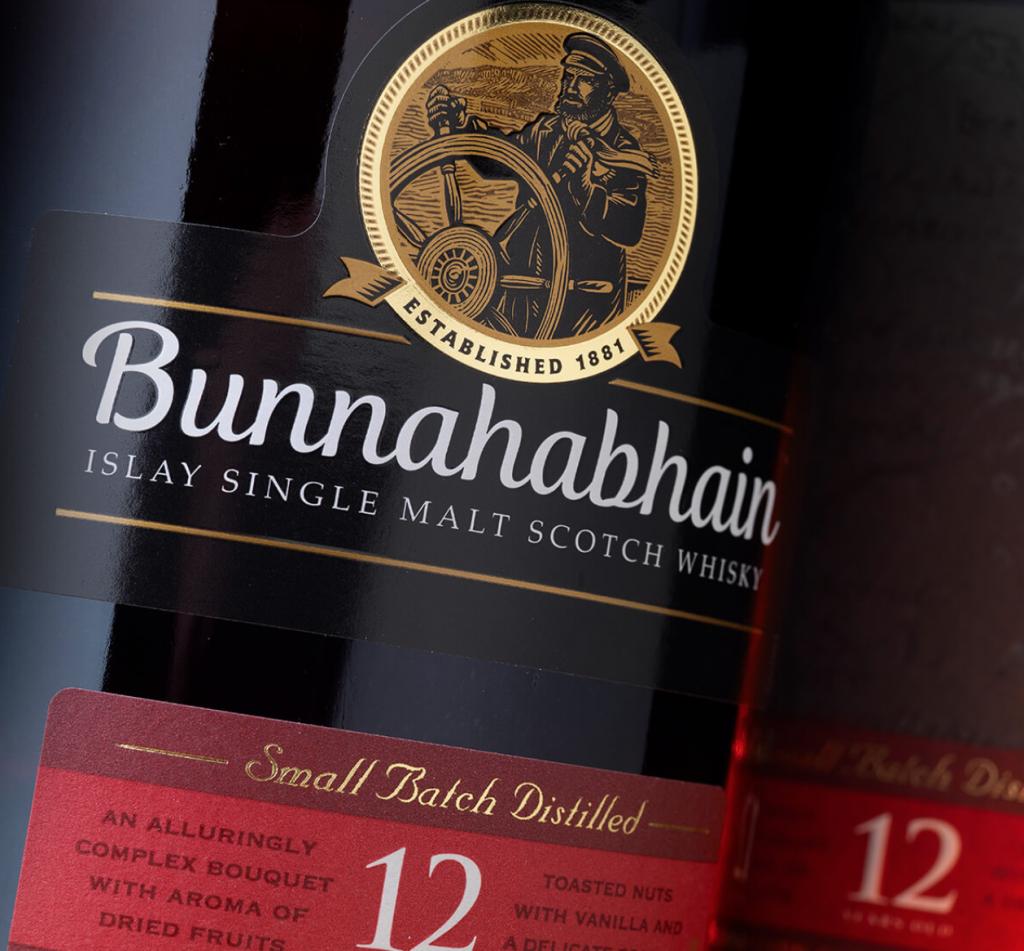Bunnahabhain 12 viski